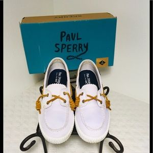 SPERRY. Sahel Away Washed. Size: 7 1/2 Slide Ons